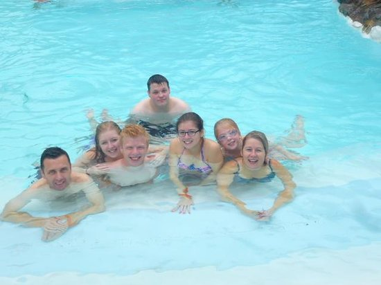 Center Parcs Longleat Forest: Fun in the Pool