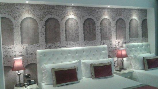 Hotel Giberti: Lux room