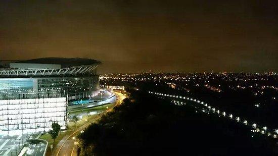 Ibis London Wembley: vue du 12eme etage