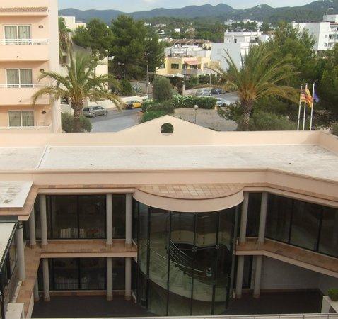 Aparthotel Rosamar: La recepción