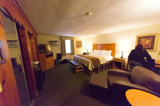 BEST WESTERN Plus Cold Spring: Bedroom