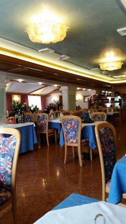 Hotel Torretta: Sala da pranzo