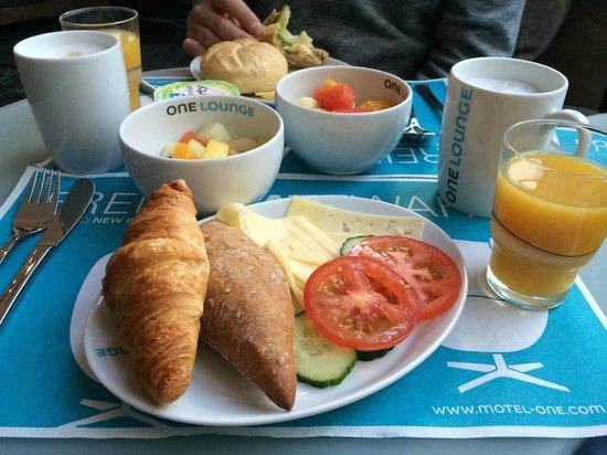 Motel One Brussels Breakfast Picture Of Motel One