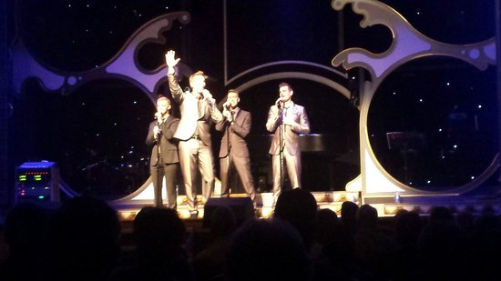 Showboat Branson Belle: Ball brothers