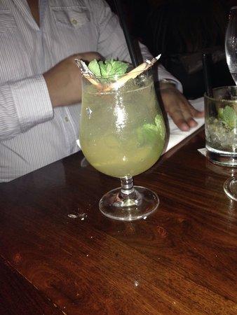 Gran Bar Danzon: Rico cóctel!