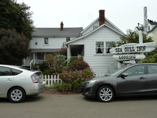 Sea Gull Inn Bed and Breakfast : B&B in a historic listed house