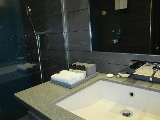 Pullman London St Pancras : Spotless bathroom