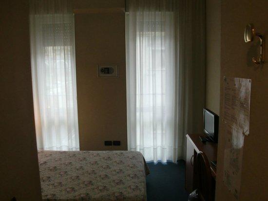 Hotel Engadina: camera singola