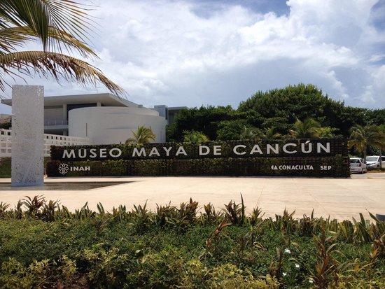 Museo Maya de Cancun: Museo Maya Cancun