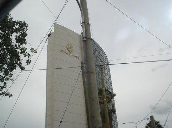 InterContinental Mendoza: Hotel desde afuera
