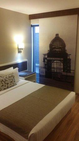 Hotel Plaza Revolución: Cuarto
