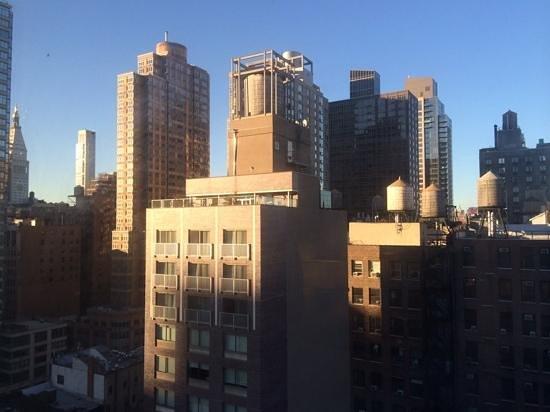 Hilton Garden Inn New York/Manhattan-Chelsea: view from room 1803