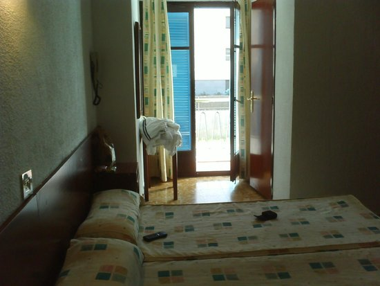 H·TOP Planamar: this is the bed room