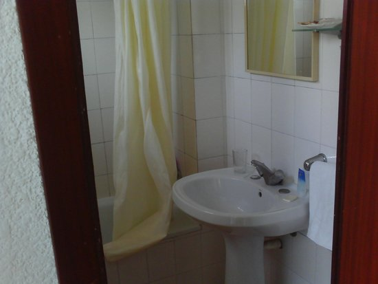 H·TOP Planamar: bathroom