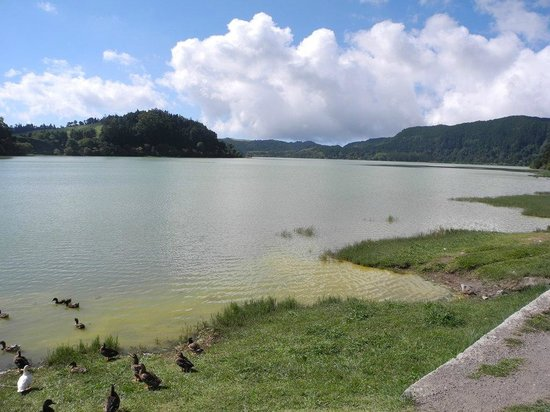Furnas Research and Monitoring Centre: Furnas-See