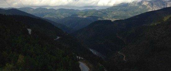 Pinarbasi, Thổ Nhĩ Kỳ: Горы Кюре