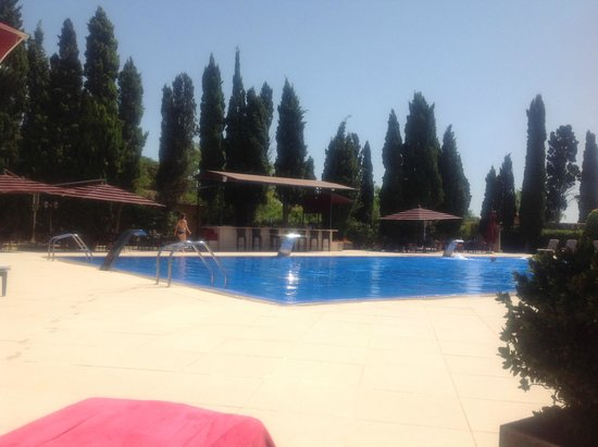 Son Julia Country House : beautiful pool, plenty of sun loungers