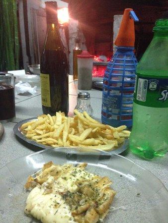 Na Serapia : Provo y fritas