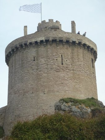 Fort La Latte: The tower