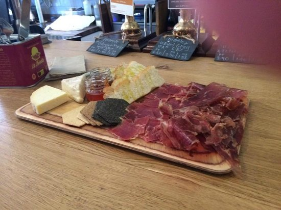 Friends of Ham: Our sharing platter