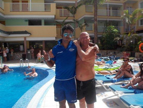 Hotel Costa Caleta : Gabi!!!