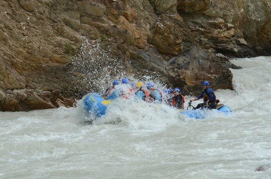 Hydra River Guides: Rafting Fun on the Kicking Horse with Hydra