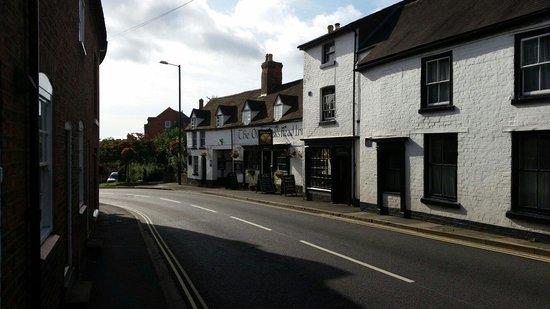 Ye Olde Bucks Head Inn: Great place