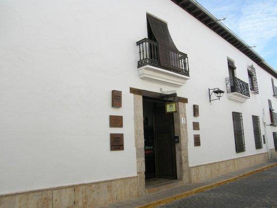 Hotel Rural Casa Grande Almagro: Fachada del Hotel
