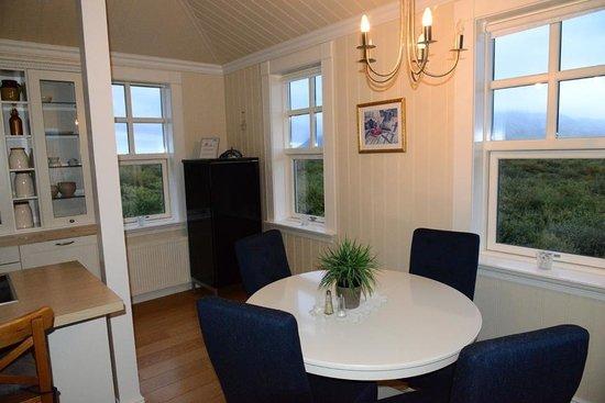 Hotel Grimsborgir : Dining