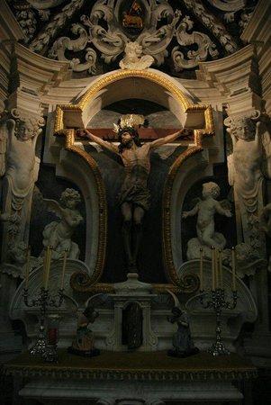 Oratorio de San Felipe Neri : CAPILLA DE LOS GENOVESES