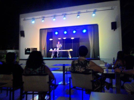 SENTIDO Gran Canaria Princess: Teatro per spettacoli alla sera