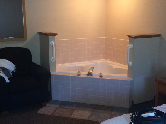 BEST WESTERN PLUS Executive Court Inn & Conference Center : Love it, so relaxing