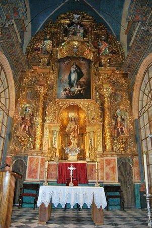 Oratorio de San Felipe Neri : ALTAR MAYOR