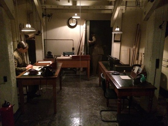 Churchill War Rooms: I could stay here for hours