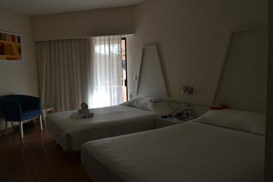 Viva Wyndham Maya: habitación