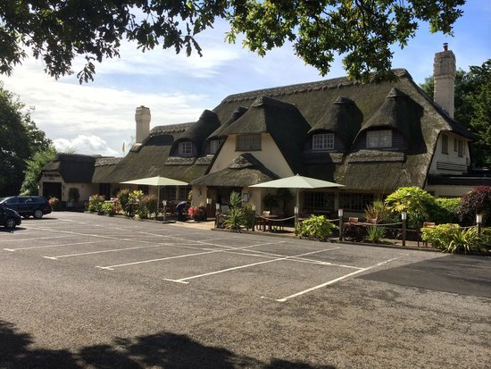 The Potters Heron : Very nice place