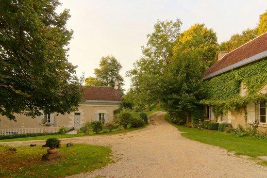 Le Moulin du Mesnil : Cadre bucolique