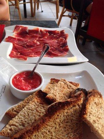 Chameli's Bar & Restaurant: Can't fault it.