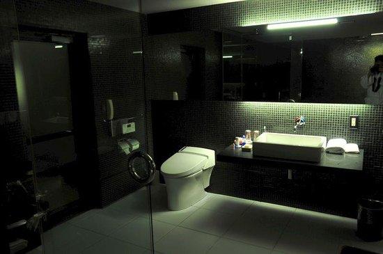 Hotel Ridge : バスルーム