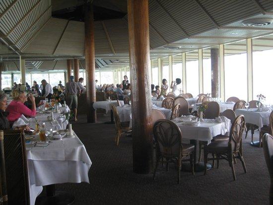 The Spinnaker: Restaurant