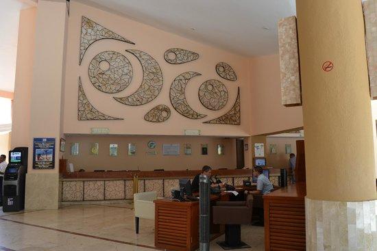 Viva Wyndham Maya: lobby