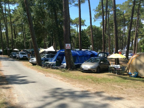 Map picture of camping le vieux port messanges tripadvisor - Camping vieux port messanges ...
