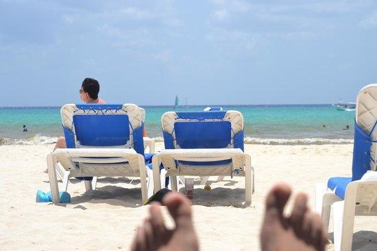 Viva Wyndham Maya : no actividades, relax