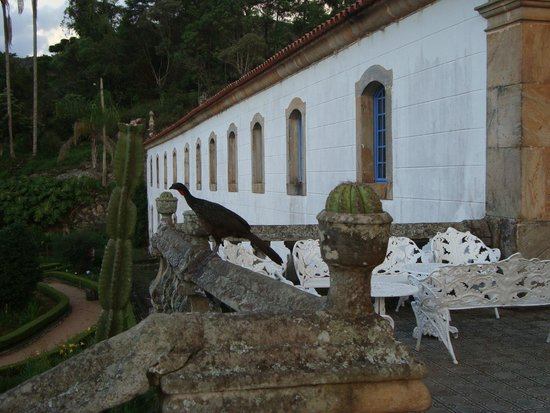 Santuario do Caraca : Santuário do Caraça