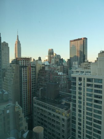 Staybridge Suites Times Square - New York City : View from 3108