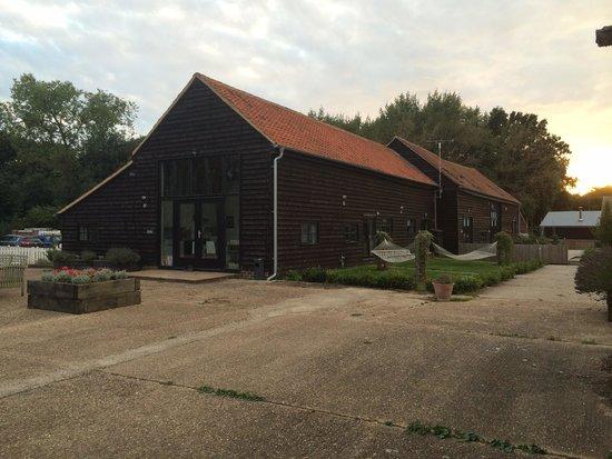 Creeksea Place Barns