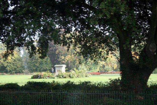 Walled Garden, Phoenix Park, Dublin Ireland