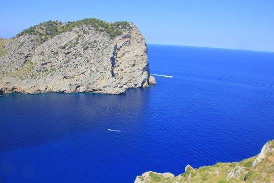 Cap de Formentor: vue