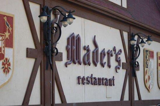Mader's
