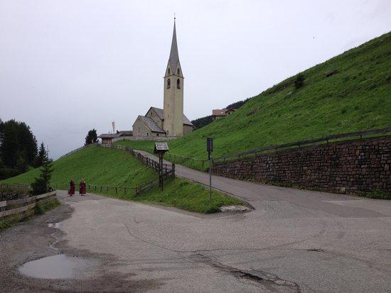 Val Sarentino: la chiesetta
